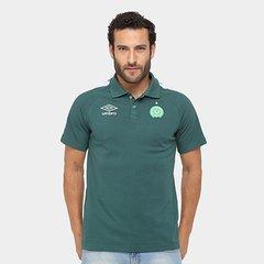 Camisa Polo Chapecoense Umbro Viagem 17 18 Masculina ec443aa26c7