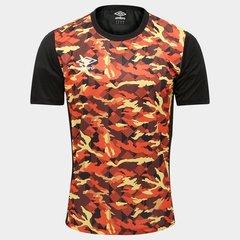 Camisa Goleiro Umbro Agility Masculina 95cdd0103de84