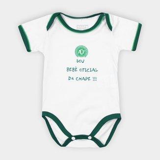 Body Chapecoense Infantil Sou Bebê