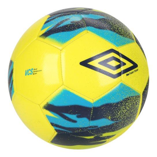 Bola de Futebol Campo Umbro Neo Fusion Trainer - Amarelo