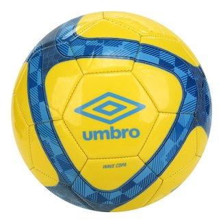Bola de Futebol Campo Umbro Wave Copa