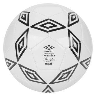Bola Futebol Campo Umbro Cerâmica Club 4