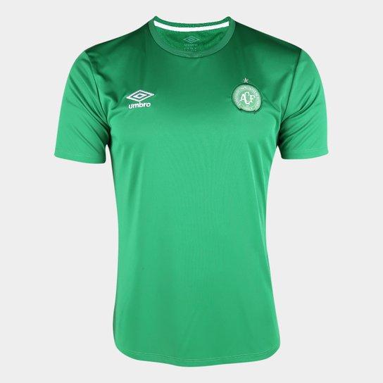 Camisa Chapecoense Básica Umbro Masculina - Verde