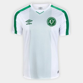 Camisa Chapecoense II 19/20 s/nº Jogador Umbro Masculina