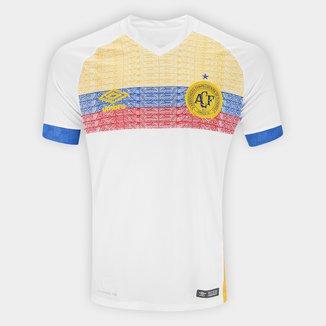 Camisa Chapecoense II 2018 s/n° La Pasion Torcedor Umbro Masculina