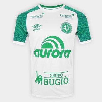 Camisa Chapecoense II 21/22 s/n° Jogador Umbro Masculina