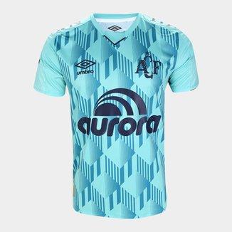 Camisa Chapecoense III 19/20 s/n° - Jogador Umbro Masculina