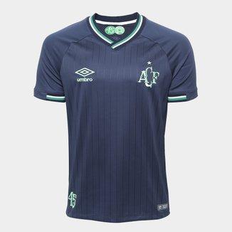 Camisa Chapecoense III 2018 s/n° Torcedor Umbro Masculina
