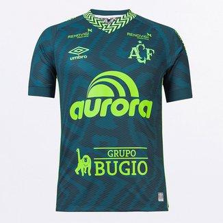 Camisa Chapecoense III 21/22 s/n° Jogador Umbro Masculina