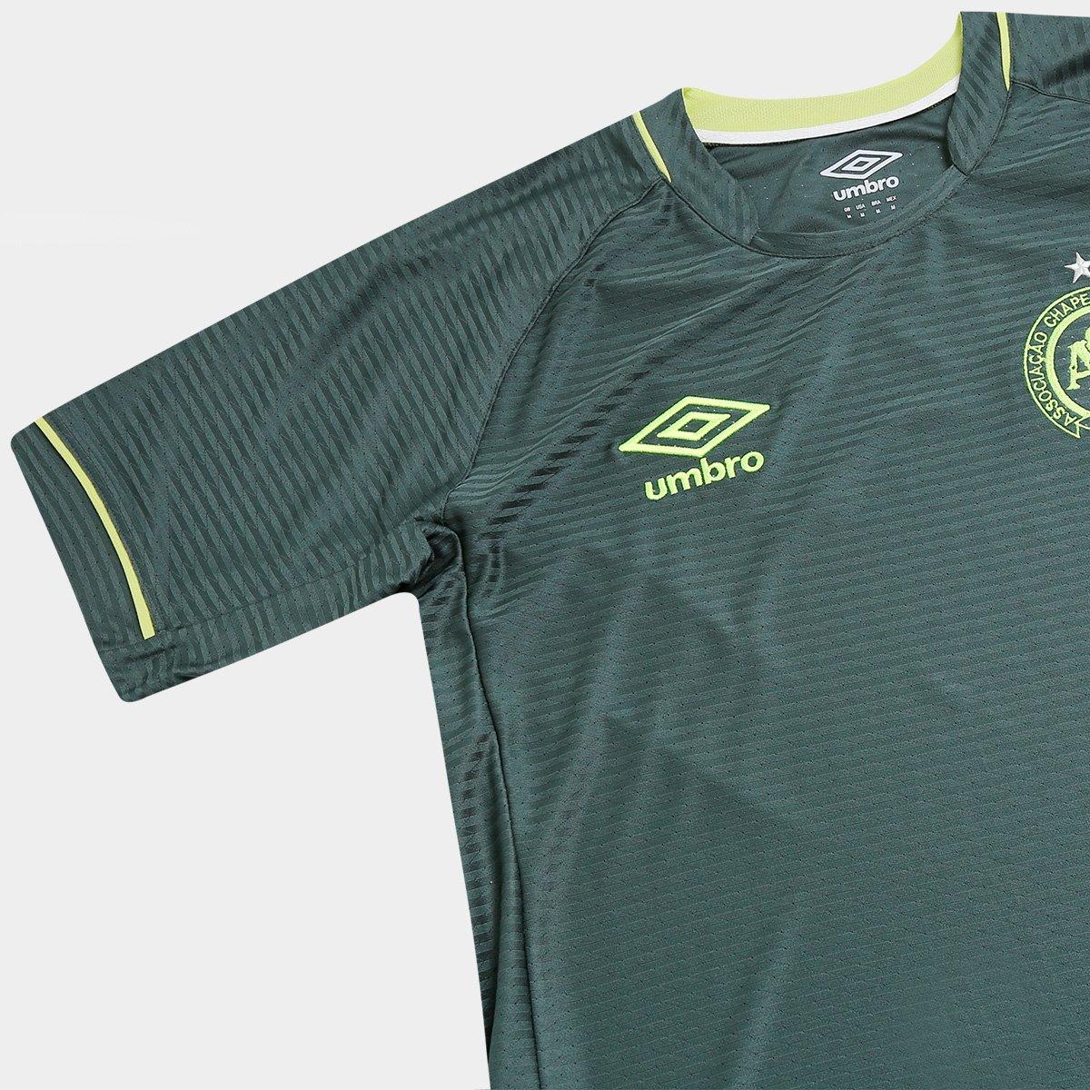 Camisa Chapecoense Libertadores s nº Torcedor Umbro Masculina ... 566cf7d2097c8
