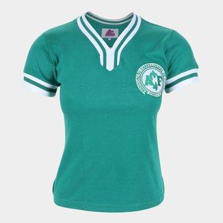 Camisa Chapecoense Retrô 1977 Feminina