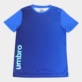 Camisa Juvenil Umbro TWR Turn