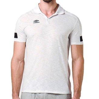 Camisa Polo Umbro TWR Style Classic Masculina