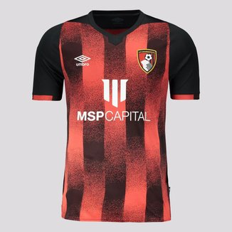Camisa Umbro Bournemouth Home 2021