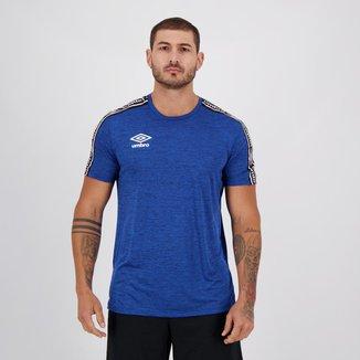 Camisa Umbro Flat Logos Masculina