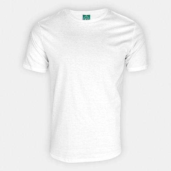 Camiseta Chapecoense Blanks Masculino - Branco