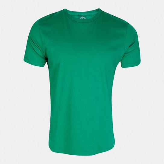 Camiseta Chapecoense Blanks Masculino - Verde
