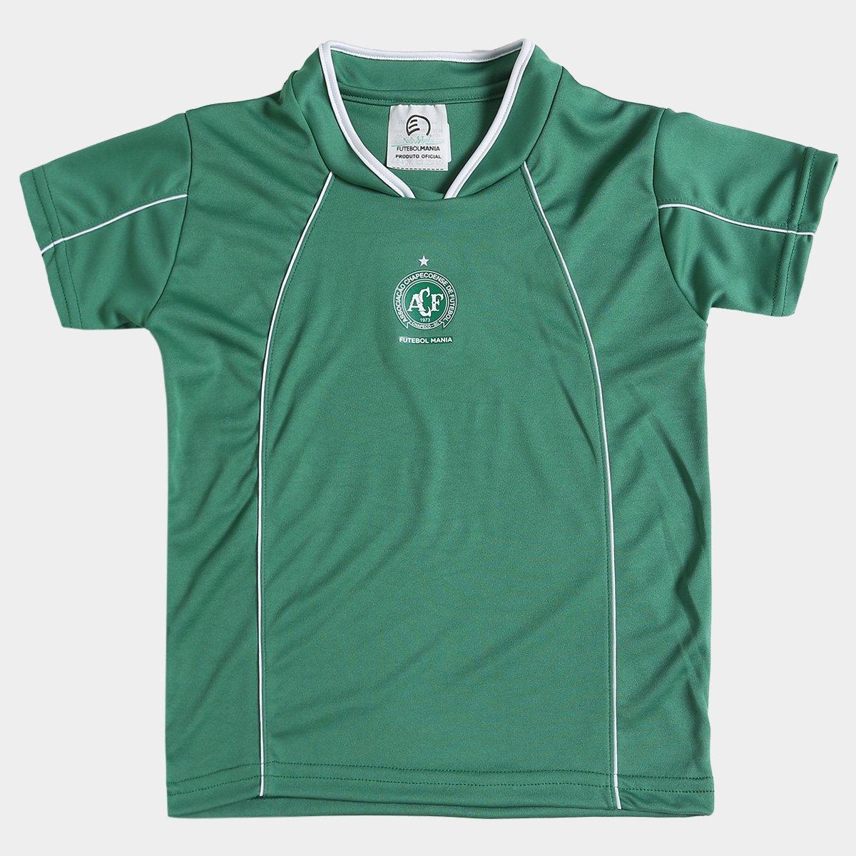 9805f32e58 Camiseta Infantil Chapecoense Torcida Baby - Compre Agora