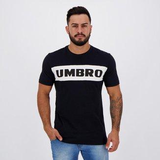 Camiseta Umbro TWR Letter Masculina