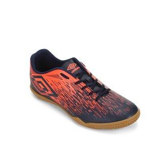Chuteira Futsal Umbro Acid II 907650 /Coral