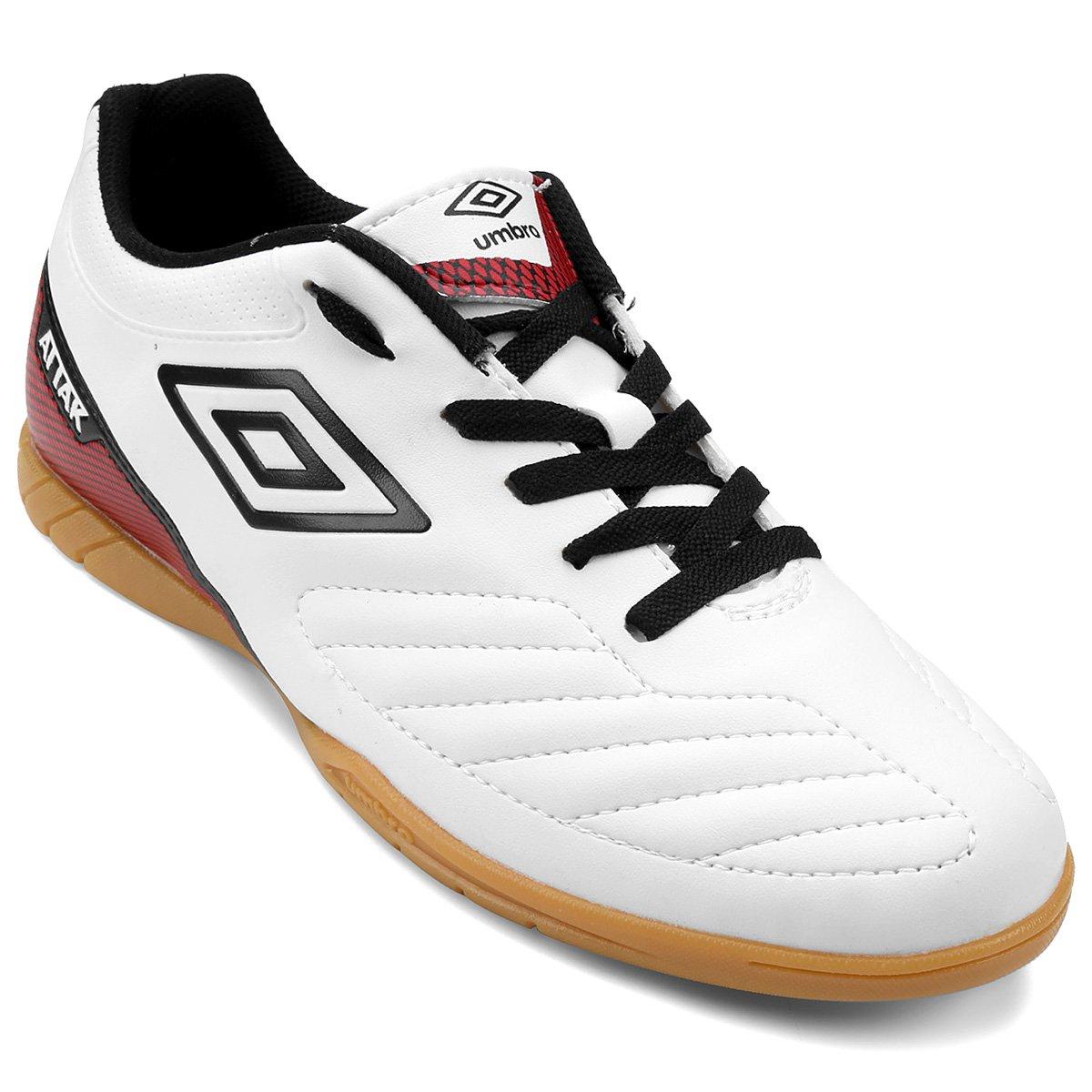 ba7f05512d6 Chuteira Futsal Umbro Attak 2 - Compre Agora