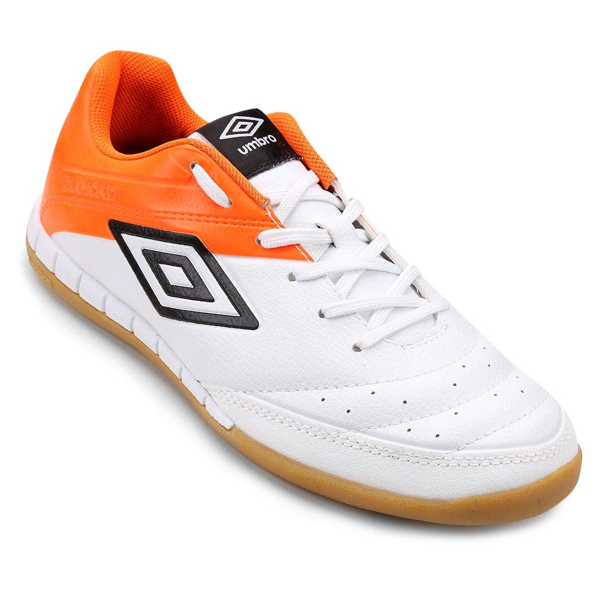 Chuteira Futsal Umbro Diamond 2 - Compre Agora  2d40ffc3862ec