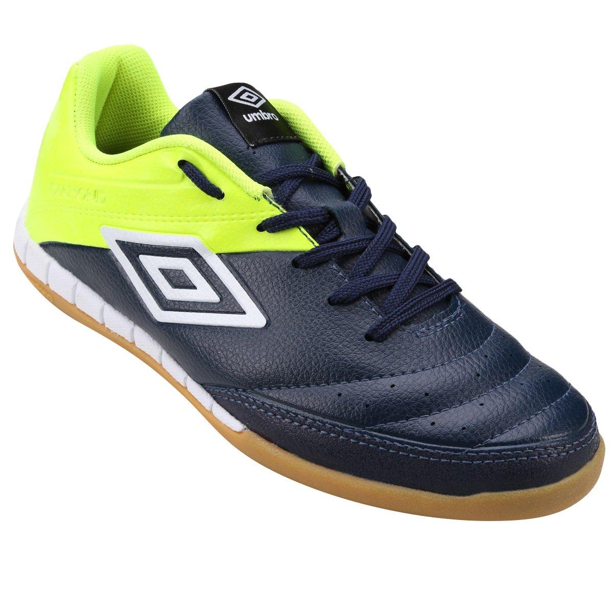 ea6bd2a62929f Chuteira Futsal Umbro Diamond 2 - Compre Agora