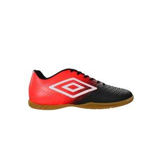 Chuteira Futsal Umbro Fifty III /Coral 0F72141