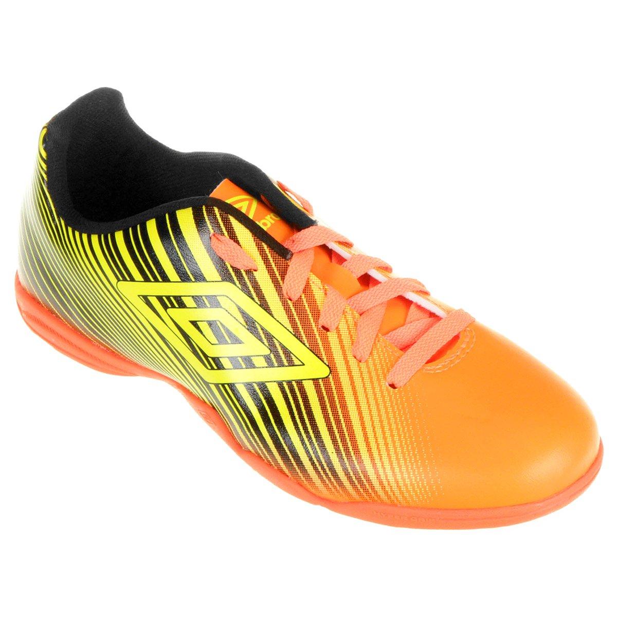 c1d50ceff Chuteira Futsal Umbro Slice II Masculina