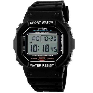 Relógio Umbro Masculino Ref: Umb-122-1